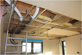 isolation plafond chambre faux plafond isolation phonique pour de meilleures expériences
