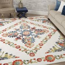Mohawk Area Rugs 5x8 Mohawk Bishop Tile Area Rug 5 X8 Free Shipping Today