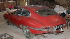 Barn Finds For Sale Australia For Sale Jaguar C Type Le Mans Replica Performancedrive