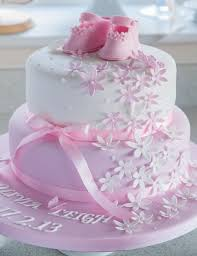 How To Decorate Christening Cake Best 25 Christening Cake Girls Ideas On Pinterest Baby