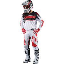 motocross combo gear answer 2018 trinity white red gear combo at mxstore