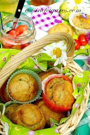 cuisine repas muffins repas avocat truite fumée et ciboulette pour le muffin
