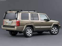 jeep commander 4x4 limited 5 7 hemi 2006 picture 4 of 31