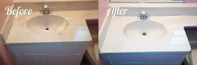 Refurbish Bathroom Vanity Vanity Refinishing Florida Bathtub Refinishing