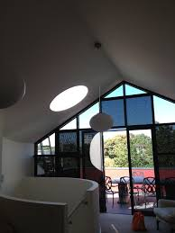 Slope Ceiling by Interior Design Exciting Sloped Ceiling With Velux Sun Tunnel And