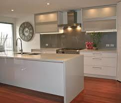 ideas for kitchen splashbacks designer glass splashbacks for kitchens rapflava