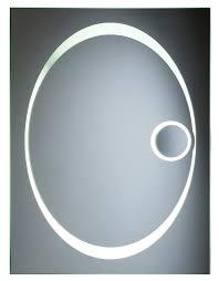 tavistock vapour back lit bathroom mirror 600mm x 800mm sbl16