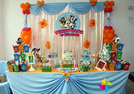 birthday decoration at home for kids birthday party design pertamini co