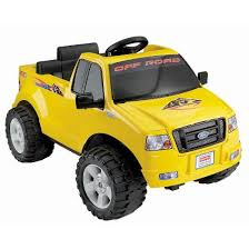 ford f150 fisher price power wheels ford f150 yellow target