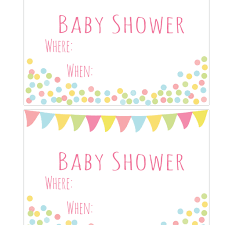 baby shower agenda template best u0026 professional templates
