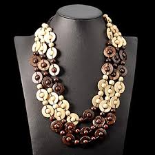 long ethnic necklace images Uddein bohemia ethnic necklace pendant multi layer beads jewelry jpg