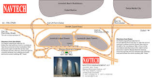 Dubai On Map Navtech Marine Services A Navtec Investment Group Company Is