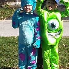 Monster Halloween Costumes Twin Halloween Costumes Twin Costume Ideas Twins