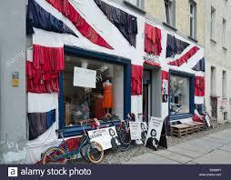 second berlin second shop in prenzlauer berg district of berlin germany
