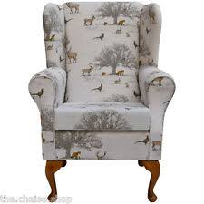 Wing Back Armchairs Wingback Armchairs Ebay
