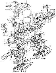 hoover c1820 conquest commercial upright parts list u0026 schematic
