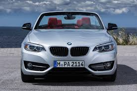 bmw ads 2015 2015 bmw 2 series convertible first look motor trend