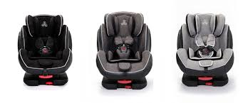 ickle bubba solar group 1 2 3 isofix and recline car seat review