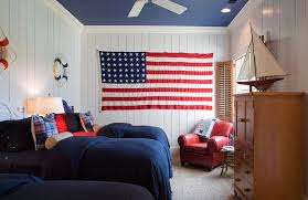 Patriotic Home Decorations 10 Ways To Bring Patriotic Touches Into Your Home Freshome Com