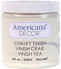 americana chalky finish paint 8oz joann