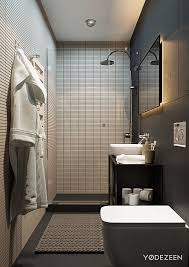 Wall Tile Designs Bathroom 5 Small Studio Apartments With Beautiful Design