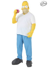 simpsons costumes simpsons character costumes and masks