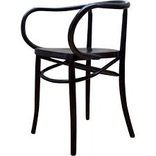 chaise allemande chaise vintage allemande thonet en bois courbé 1940 design market
