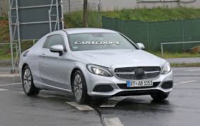 Mercedes C Class Coupe 2008 New Mercedes Benz C Class Coupe Honig I Shrunk The S Class Coupe
