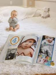 baby yearbook find 30 baby photo book designs to capture every moment of their