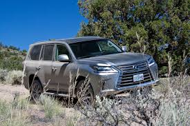 lexus lx 570 all terrain tires off roading with the 2016 lexus lx 570