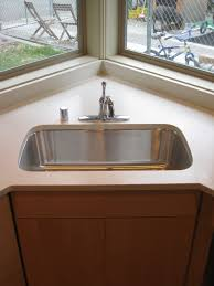 Luxury Kitchen Sink by Marble Countertops Black And White Kitchen Cabinets Lighting