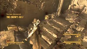 Fallout New Vegas Map With All Locations by Crows Nest Advanced Riot Gear U0026 Ulysses Log Y 17 6 Location