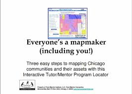 Chicago Homicide Map by Mapping For Justice 2014