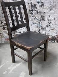 Vintage Metal And Wood Cafe Chair Wood Seating U2014 Primate Props