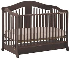 Storkcraft Sheffield Ii Fixed Side Convertible Crib Espresso by Image Gallery Storkcraft Cribs