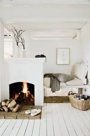 camino stile provenzale come arredare casa in stile nordico la figurina