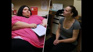 lupe from my 600 lb life update tracey matthews my 600 lb life subject loses 218 pounds
