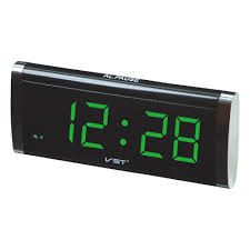 t harger horloge de bureau 2017 24 hours modern table clock led wall clock big numbers