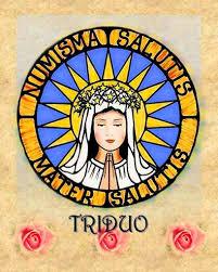 robe de la mã re du mariã le sceau du dieu vivant à l humanite archives des messages
