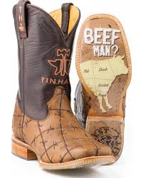 tin haul boots
