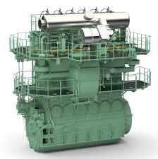 wärtsilä rt flex 50df engine ships u0026 boats pinterest engine