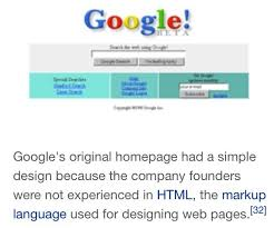 new google homepage design why is the homepage of google com so simple quora