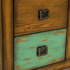 amazon com delaney antique multicolor distressed wood storage