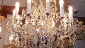12 Arm Chandelier Vintage Twelve Light Chandelier S Den Antiques