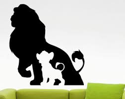 lion king decal new picture lion king wall decals home decor ideas