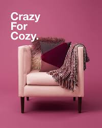 Pink Fur Chair The New Target Fall Style Collection Emily Henderson