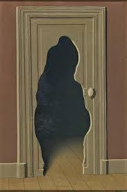 la chambre d oute magritte kart à voir n 057 la réponse imprévue 1933 rené magritte