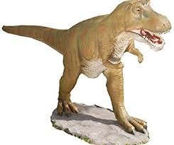 design toscano t rex dinosaur garden statue outdoor