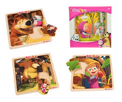 masha bear lift puzzle masha bear brands