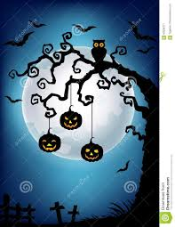 halloween background free clipart halloween background with dead tree silhouette owl and pumpkin